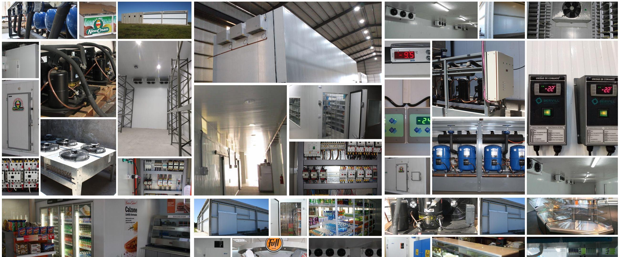 Refrigeracion Industrial y Comercial - Refrigeración Quatrini